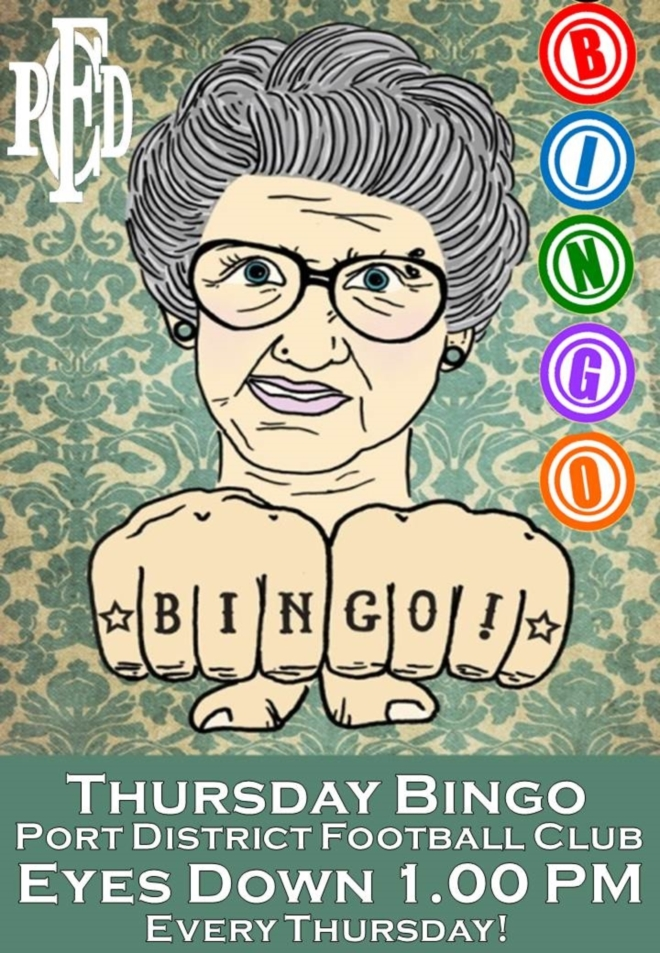 Bingo-every-thursday