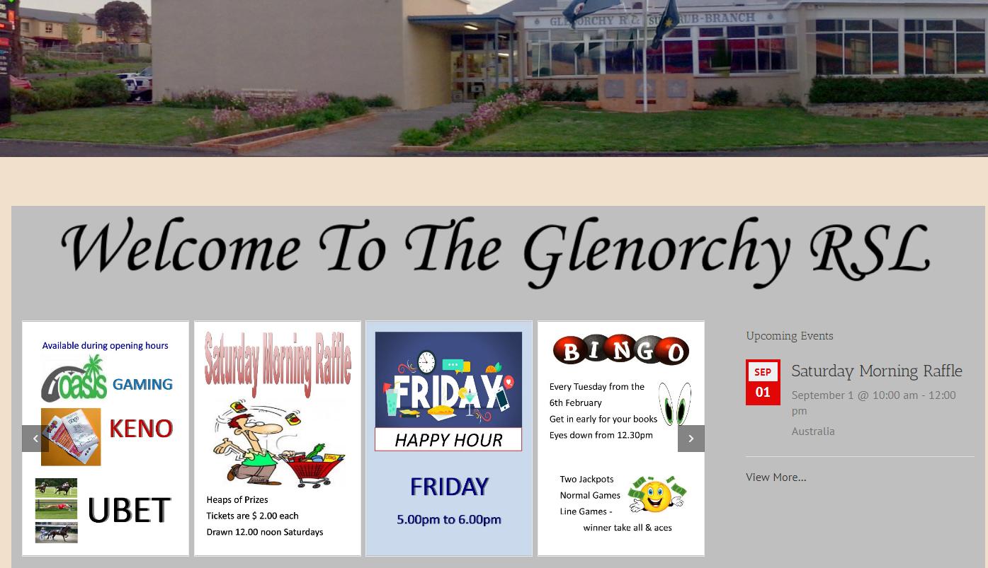 Glenorchy RSL