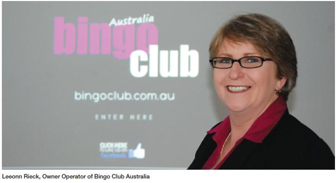 Bingo Club Owner