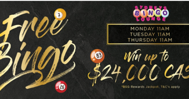 Bingo halls in Australia
