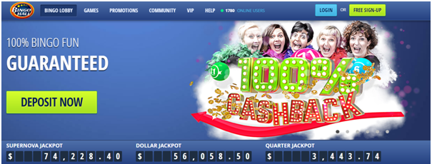 Five Best Bingo sites for Aussies- Bingo Hall