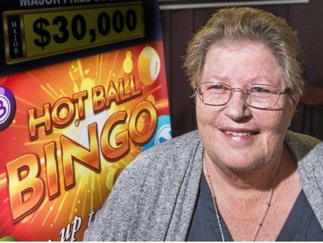 Lorraine Bingo Winner