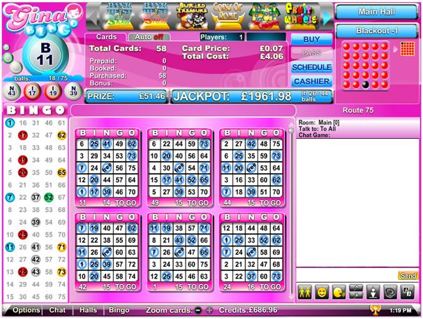 75ball bingo