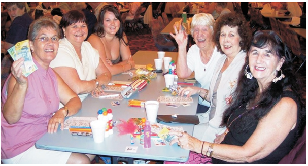 How to play Bingo in Australian clubs and halls