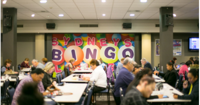 Rules to play Bingo in Australia