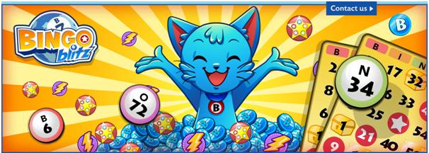 Bingo Blitz Contact