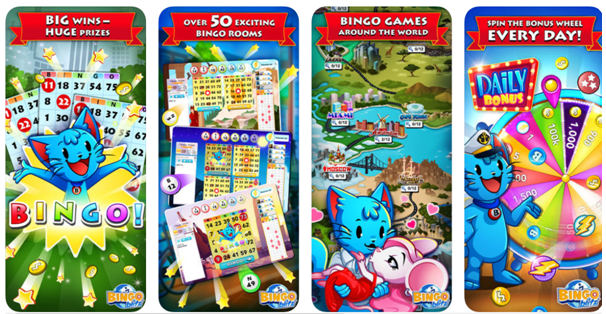 Bingo Blitz Games