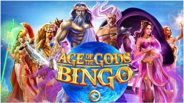Age of the Gods Bingo Game