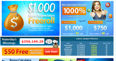 $50 No Deposit Bonus to play Bingo