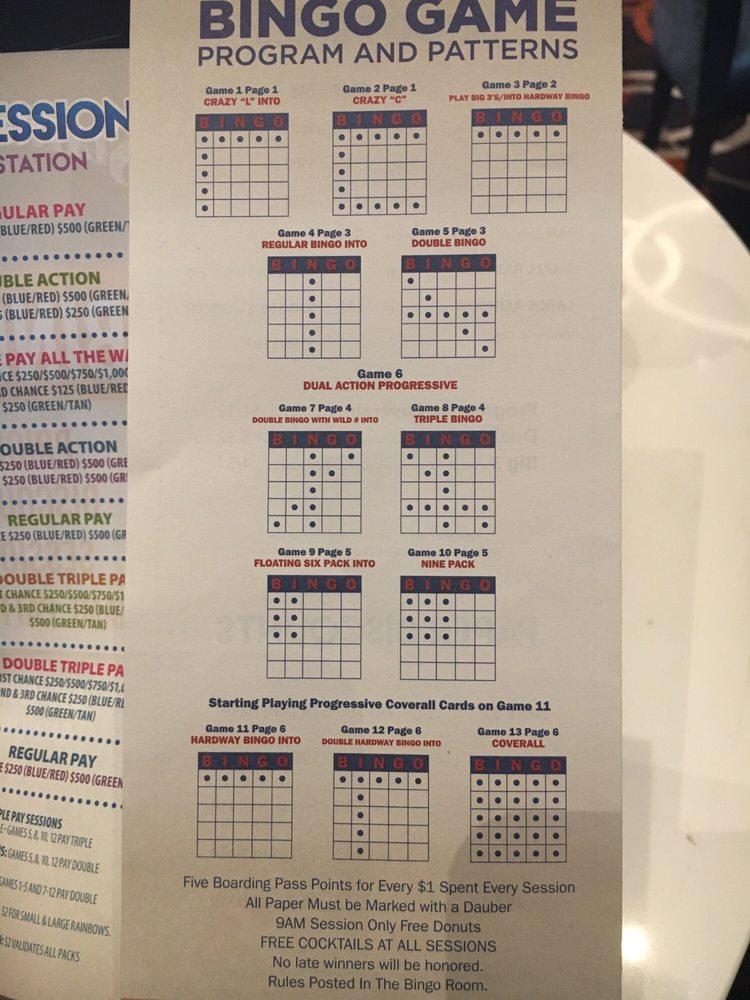 Where to play Bingo in Vegas