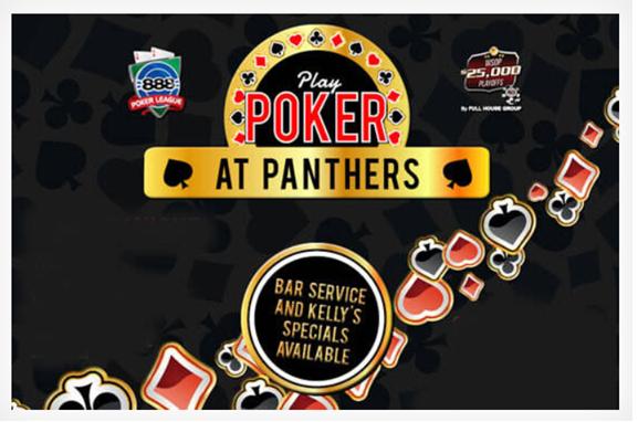 Poker at Panthers