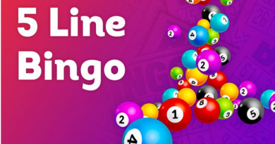 How to play 5-Line Bingo online?