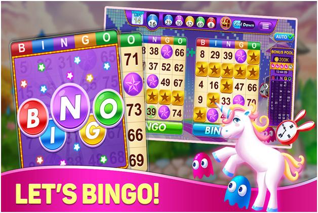 Bingo Fun Game App
