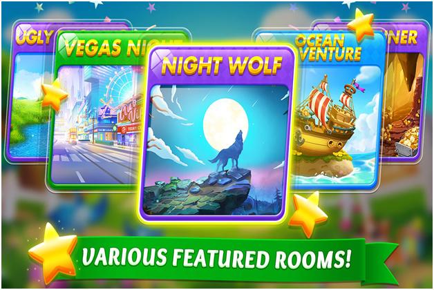 Bingo Legends Game App