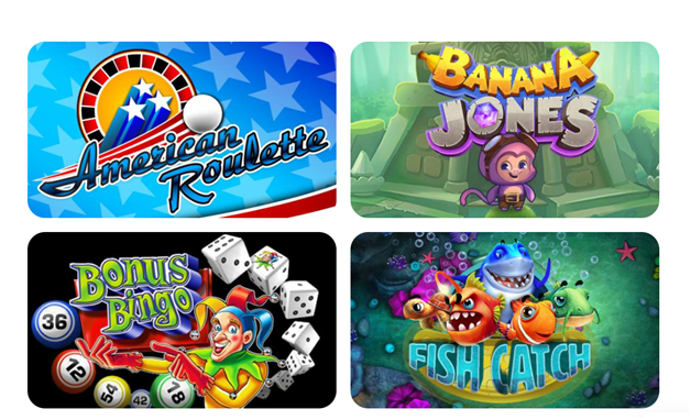 What are the games at online casinos that I can play along with Bingo